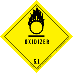 Division 5.1: Oxidizing substances